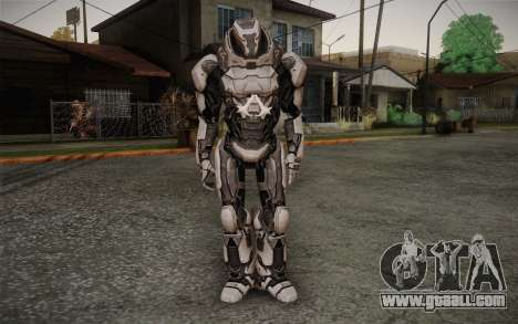 Robo Creed for GTA San Andreas