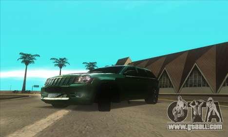 ATI ENBseries MOD for GTA San Andreas third screenshot