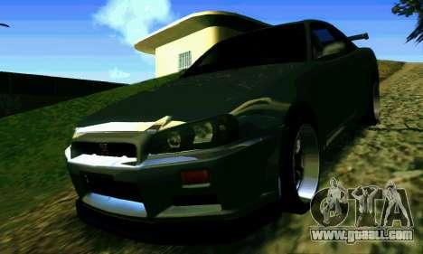 ENBSeries Rich World for GTA San Andreas seventh screenshot