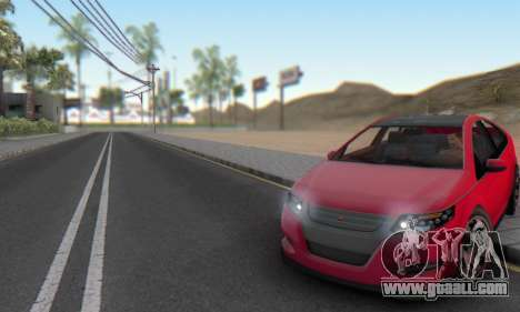 Cheval Surge V1.0 for GTA San Andreas interior