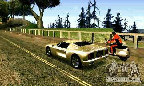 ENBSeries Rich World for GTA San Andreas sixth screenshot
