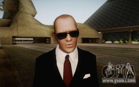 Jason Statham for GTA San Andreas third screenshot