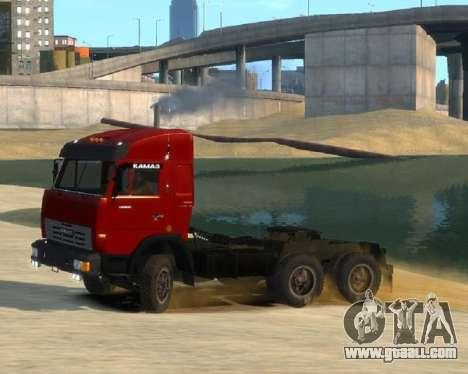KamAZ 54115 for GTA 4