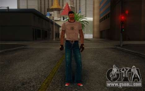 Serious Sam Final Version for GTA San Andreas