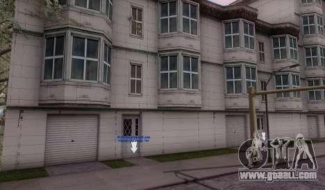 SA Illusion-S v5.0 Final - SAMP Edition for GTA San Andreas forth screenshot