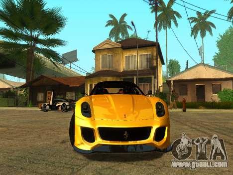 ENBSeries By Makar_SmW86 v1.0 for GTA San Andreas seventh screenshot