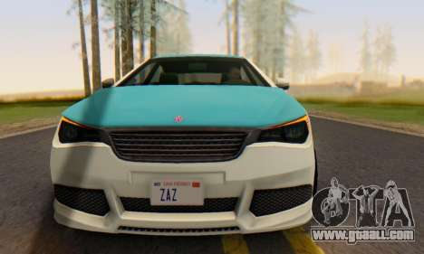 Superiority Oracle II - V.2 for GTA San Andreas
