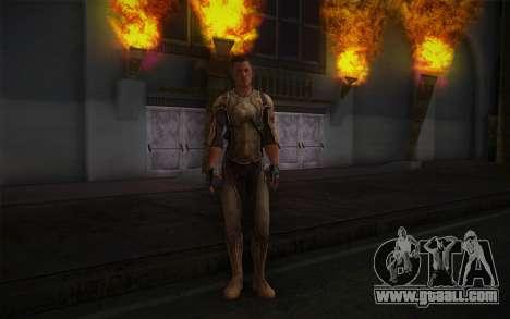 Lt. Nicholas Raine из Rage for GTA San Andreas