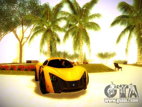 ENB Series by Makar_SmW86 v5 for GTA San Andreas second screenshot