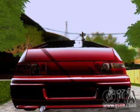 VAZ 2112 Tuneable for GTA San Andreas engine