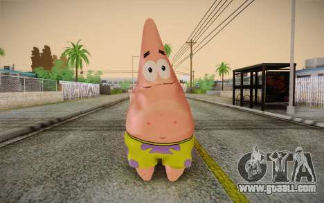 Patrick Old for GTA San Andreas