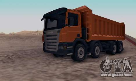 Scania P420 for GTA San Andreas