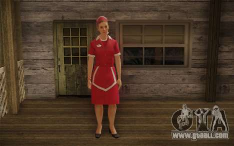 Rose Marigold for GTA San Andreas