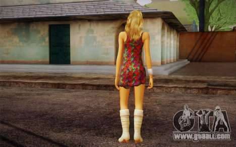 Hannah Montana for GTA San Andreas second screenshot