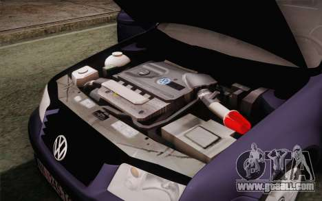 Volkswagen Bora for GTA San Andreas side view