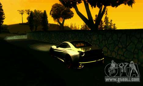 ENBSeries Rich World for GTA San Andreas second screenshot