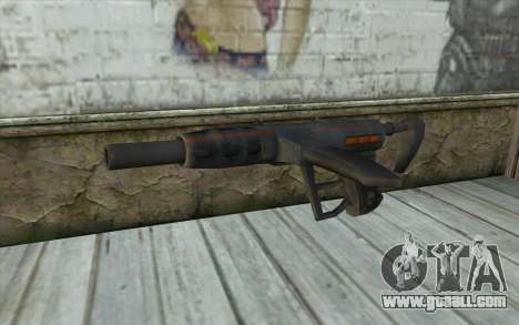 Sten 2041 SMG for GTA San Andreas