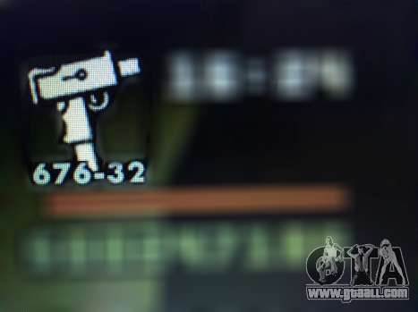 New features of weapons for GTA San Andreas ninth screenshot