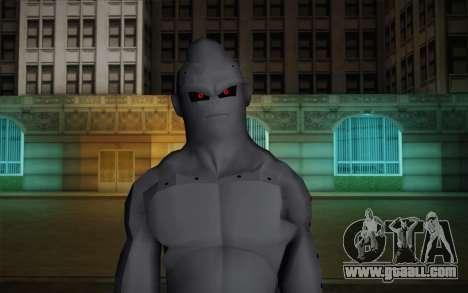 Dark Buu for GTA San Andreas third screenshot