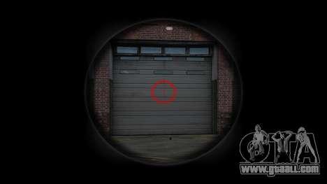 Автомат Steyr AUG-A3 Optic Red tiger for GTA 4 third screenshot