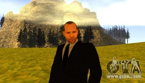 Jason Statham for GTA San Andreas third screenshot