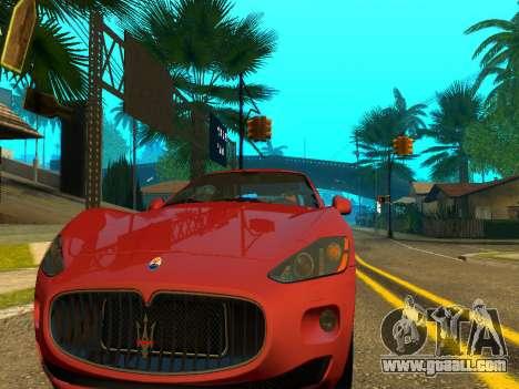 ENBSeries By Makar_SmW86 v1.0 for GTA San Andreas third screenshot
