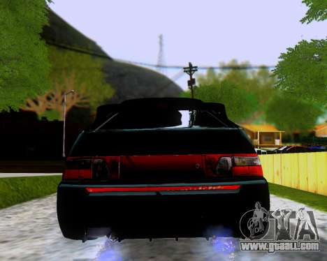VAZ 2112 Tuneable for GTA San Andreas