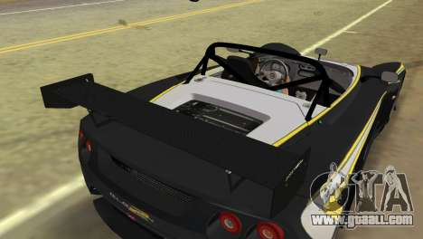 Lotus 2-Eleven for GTA Vice City back view