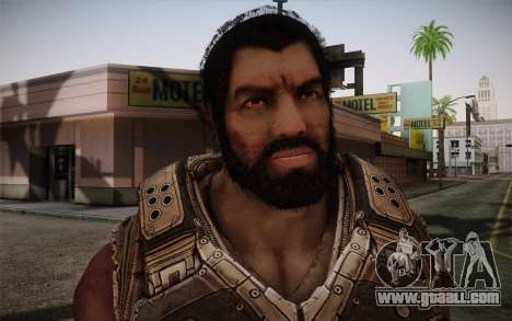 Dom From Gears of War 3 for GTA San Andreas third screenshot