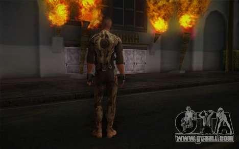 Lt. Nicholas Raine из Rage for GTA San Andreas second screenshot