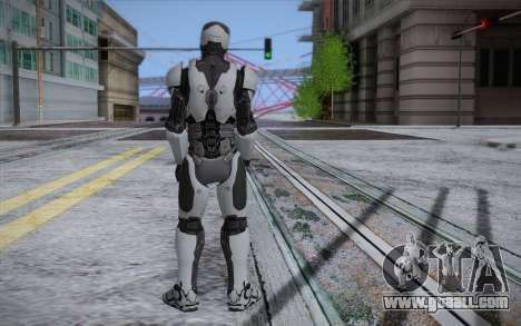 RoboCop 2014 for GTA San Andreas second screenshot