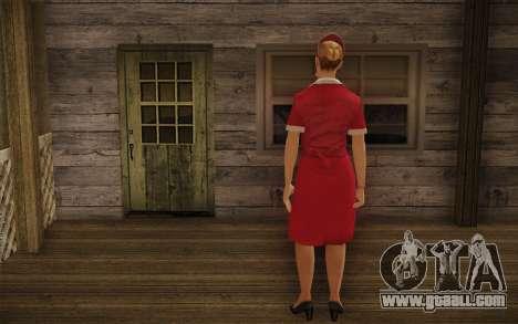 Rose Marigold for GTA San Andreas second screenshot