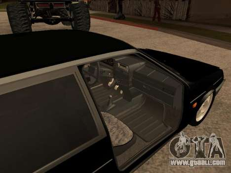 VAZ 2109 Gangster nine V 1.0 for GTA San Andreas
