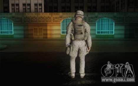U.S. Marines for GTA San Andreas second screenshot