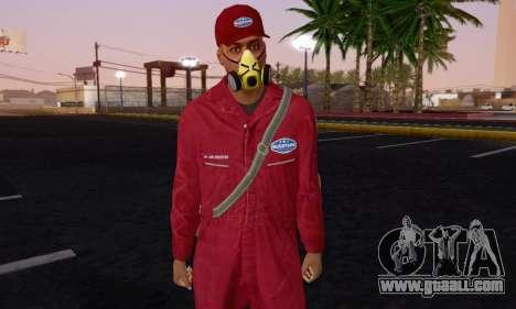 Bug Star Robbery 2 for GTA San Andreas