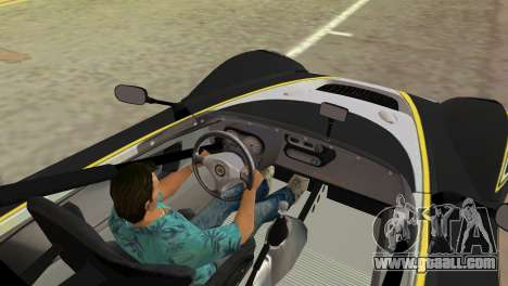 Lotus 2-Eleven for GTA Vice City back left view