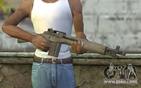 M14 из FarCry for GTA San Andreas third screenshot