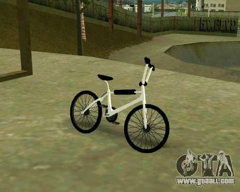 BMX из GTA Vice City Stories for GTA San Andreas