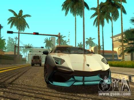ENBSeries By Makar_SmW86 v1.0 for GTA San Andreas forth screenshot