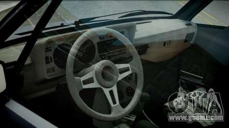 Volkswagen Scirocco S 1981 for GTA 4 back left view