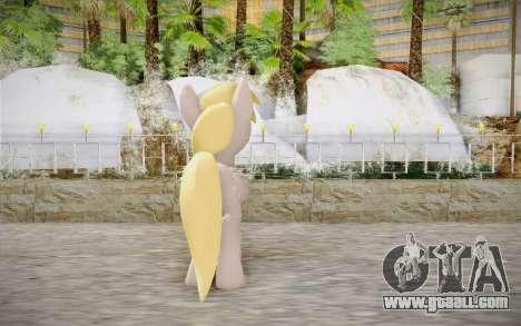Ninetales Pokemon for GTA San Andreas second screenshot