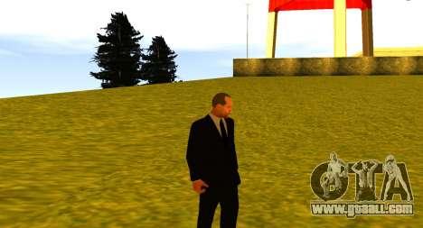 Jason Statham for GTA San Andreas fifth screenshot