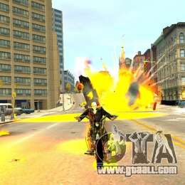Ghost rider patch gta 4 xbox 360