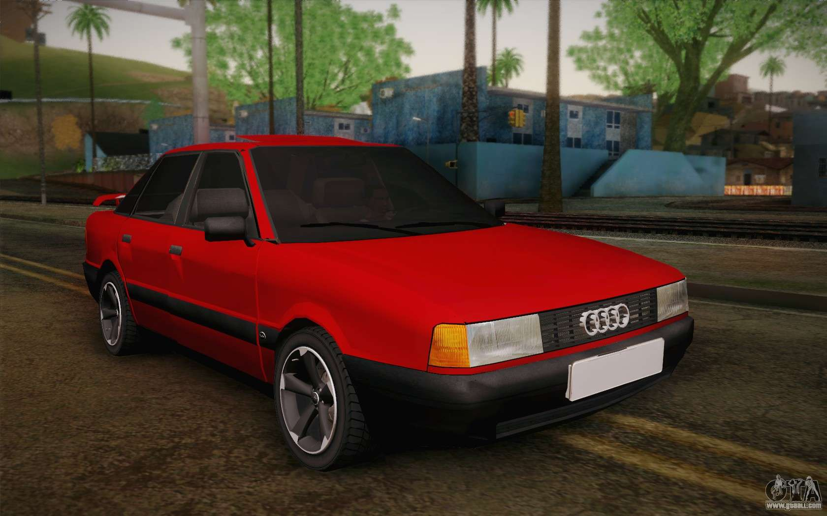 audi 80 b3 v1 0 for gta san andreas. Black Bedroom Furniture Sets. Home Design Ideas