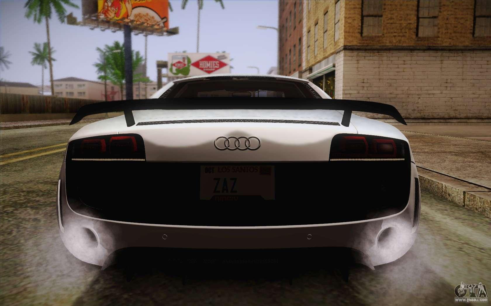 San Andreas Patch 200 - GTA Macreators