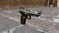 Gun FN Five seveN Aqua Camo