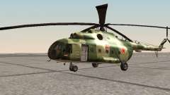 Mi-8T for GTA San Andreas