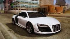 Audi R8 GT 2012 for GTA San Andreas