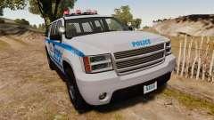 GTA V Declasse Granger NYPD