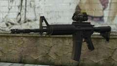 Ricks M4A1 from The Walking Dead S3